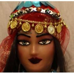 عروسک زن محلی 39