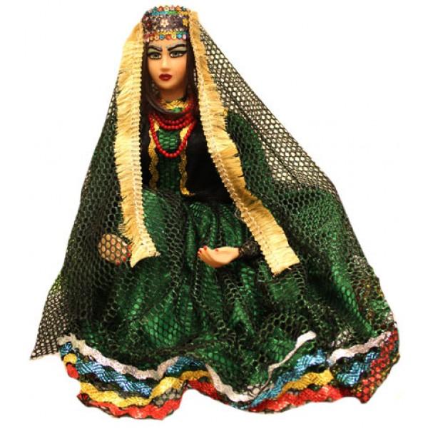 عروسک زن محلی 43