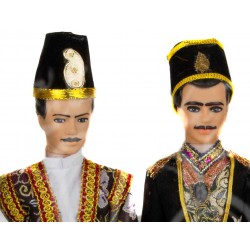 عروسک اقوام ایرانی 54