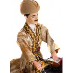 عروسک محلی قشقایی 56