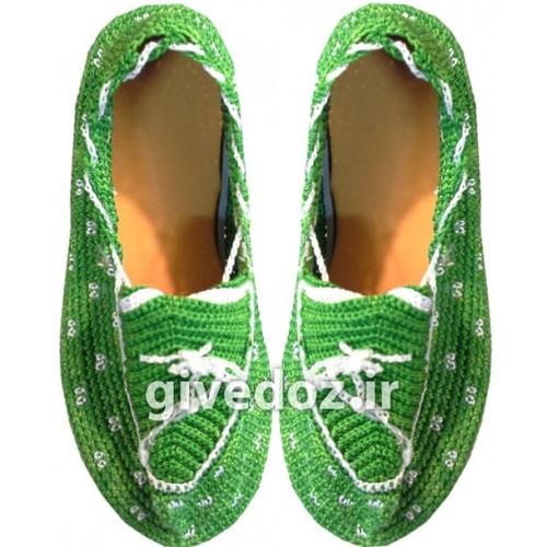 گیوه بچگانه سبز 2058