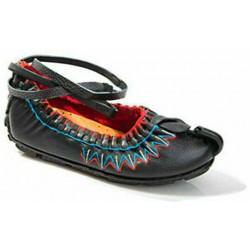 کفش چاروق مشکی