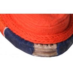 گیوه کلاش نارنجی 9821
