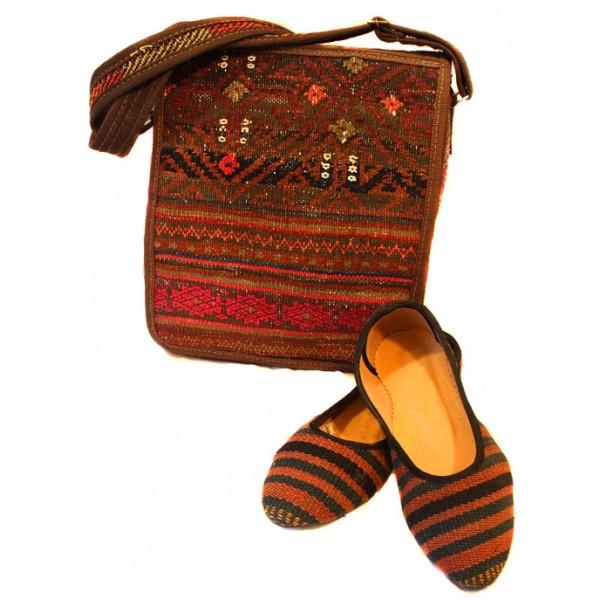 کیف و کفش گلیم 1240