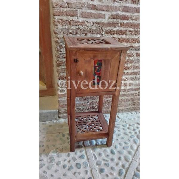 میز تلفن سنتی گره چینی