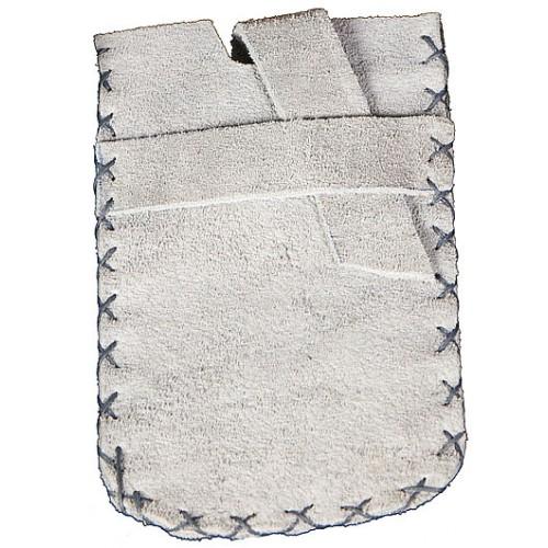 کیف موبایل نمدی سفید 203