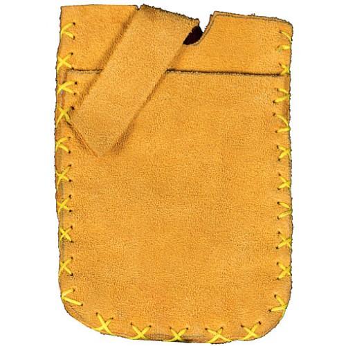 کیف موبایل نمدی زرد 205