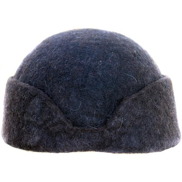کلاه قشقایی مشکی نمدی