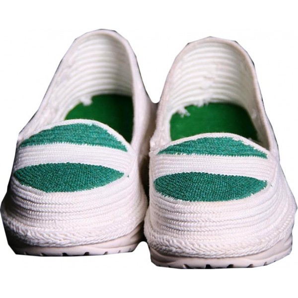 گیوه زنانه سبز 9859