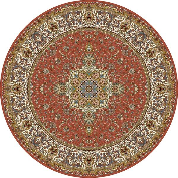 خرید فرش دایره ای