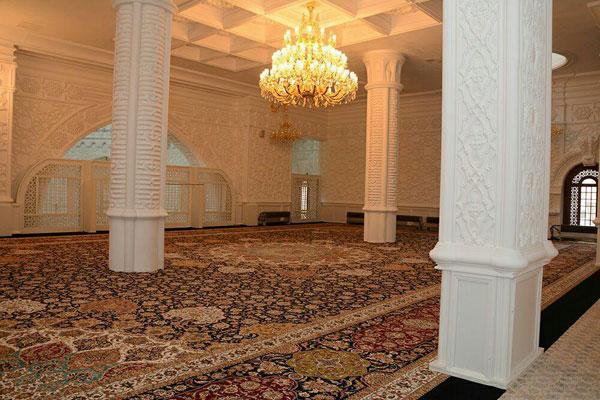 طراحی فرش مسجد