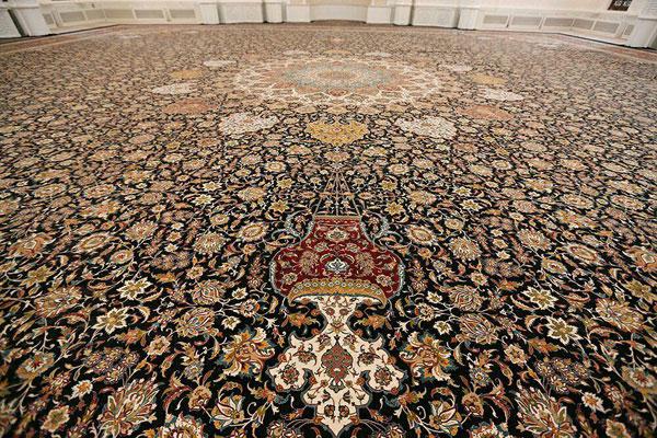 خرید فرش دست باف مسجدی