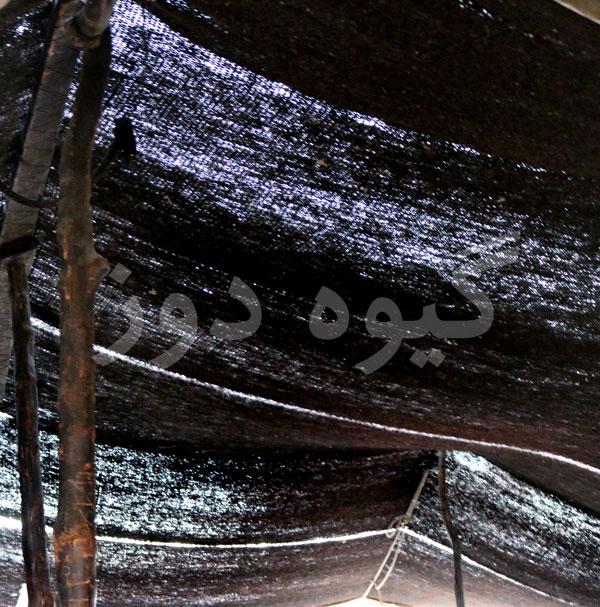 سیاه چادر 40 متری