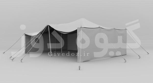 بافت سیاه چادر در ایران