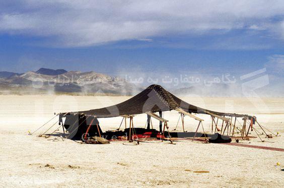 طراحی و ساخت سیاه چادر