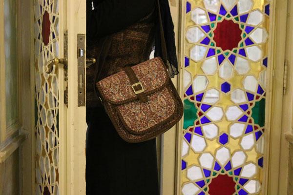 خرید اینترنتی کیف ترمه دخترانه