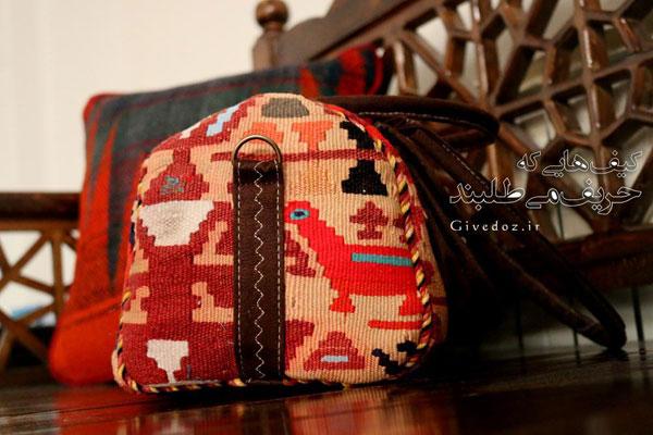 خرید کیف صندوقی سنتی