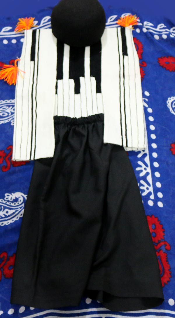 خرید لباس بختیاری در تهران