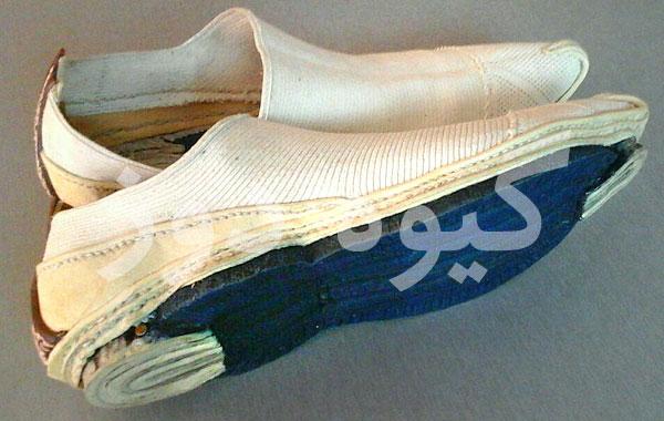 خرید گیوه اصل ملکی در تهران