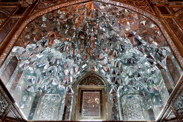 آینه کاری مساجد