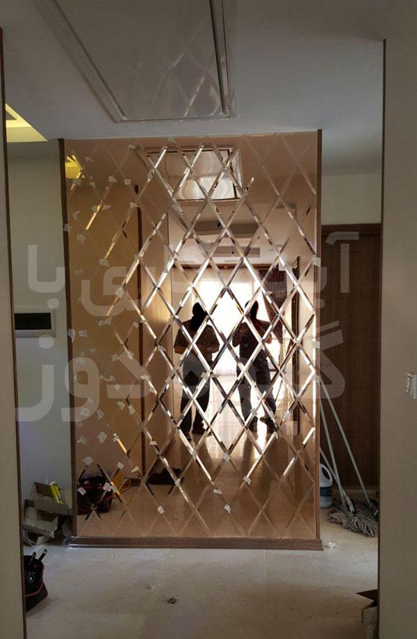 عکس های آینه کاری در تهران