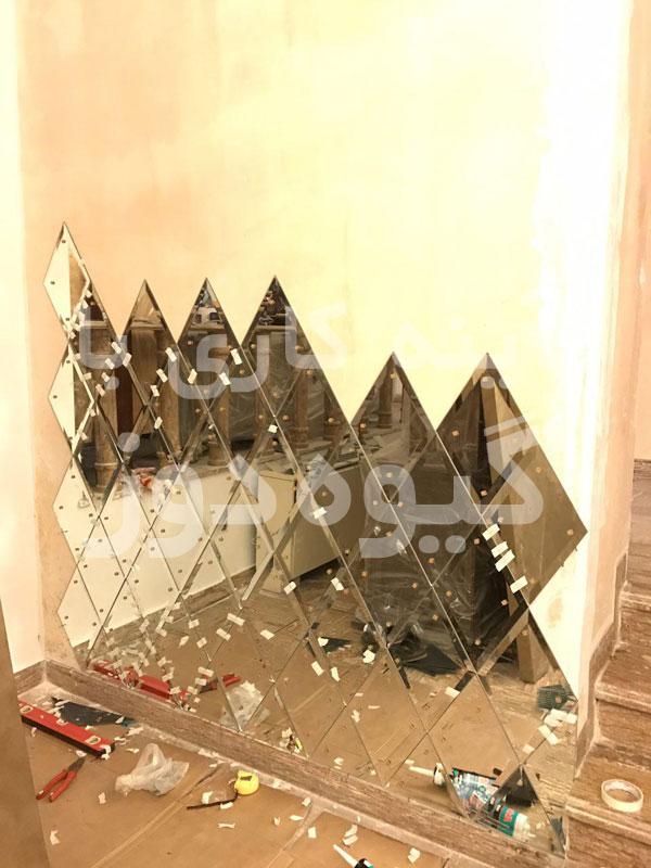 آموزش آینه کاری در تهران