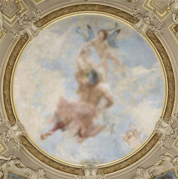 قیمت نقاشی سقف اتاق