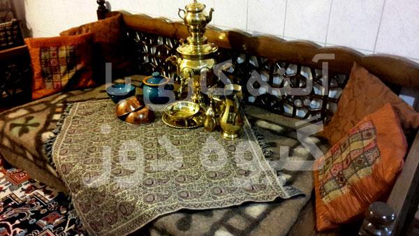 خرید تخت سنتی دست دوم