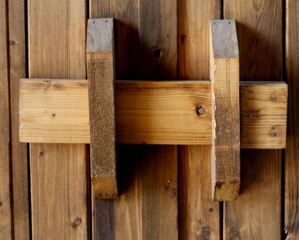 ساخت درب چوبی سنتی