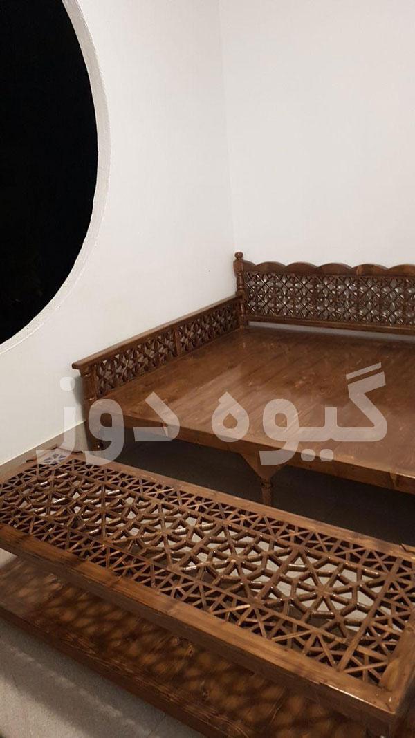 تخت سنتی برای منزل