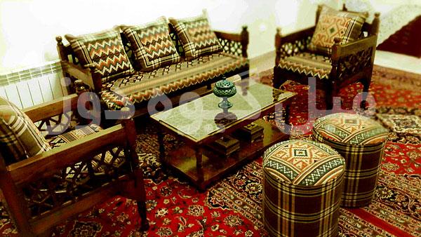 قیمت مبلمان سنتی در تهران
