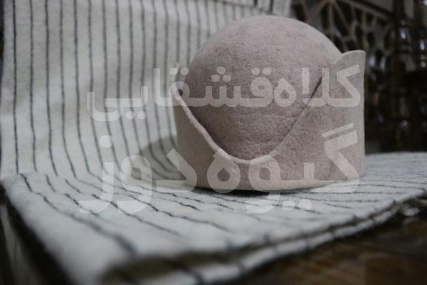 خرید اینترنتی کلاه قشقایی