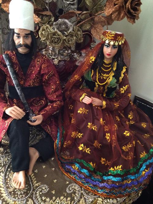 عروسک محلی زن,عروسک محلی مرد,عروسک سنتی زن,عروسک سنتی مرد