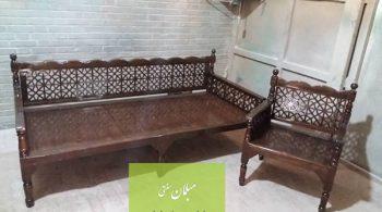 تخت گره چینی شیراز