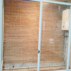 حصیر چوبی برای پنجره