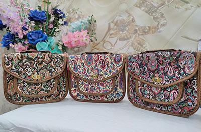 خرید کیف ترمه یزدی