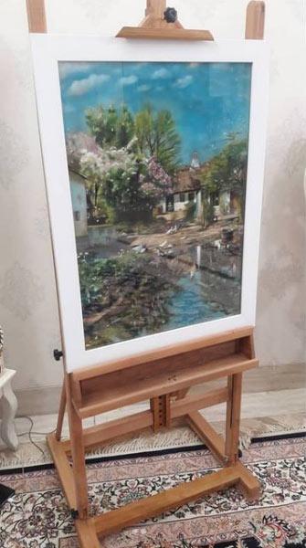 خرید پایه بوم نقاشی