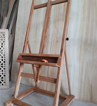 خرید پایه بوم نقاشی چوبی