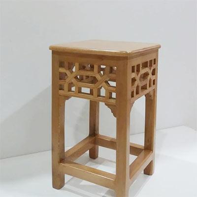 خرید چهارپایه چوبی