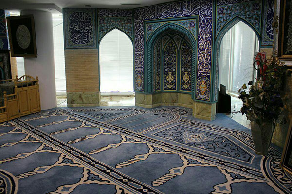 مدل های فرش مسجدی