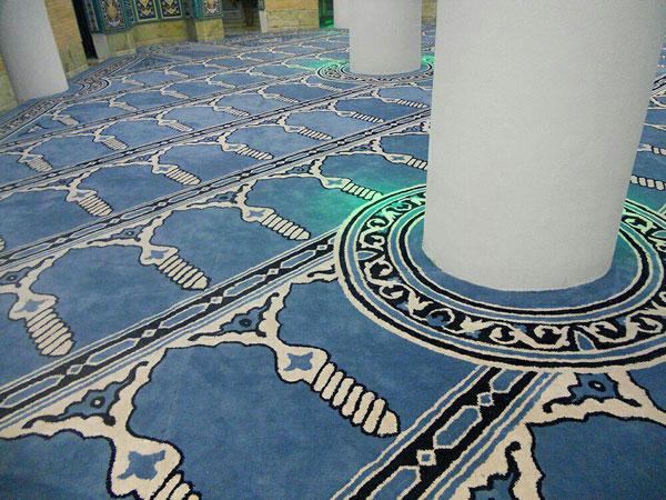 خرید فرش حسینیه