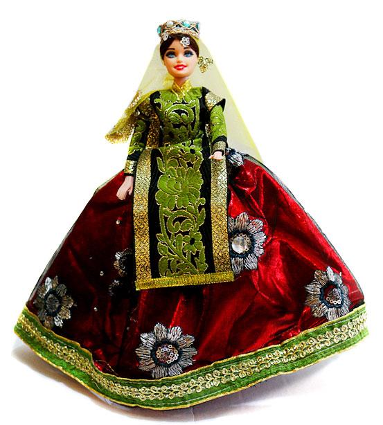 ساخت عروسک سنتی