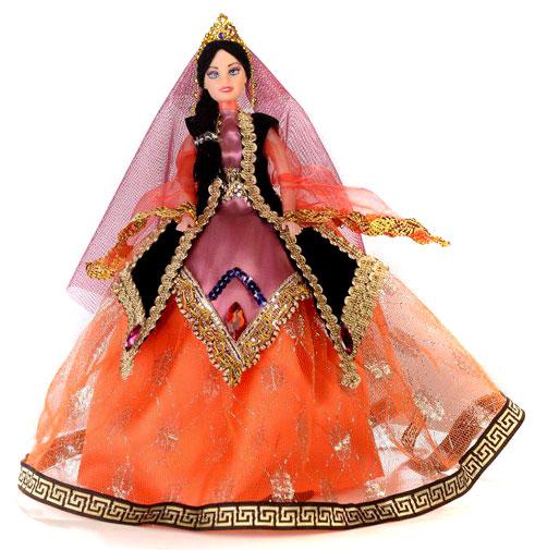 عروسک دختر ایرانی