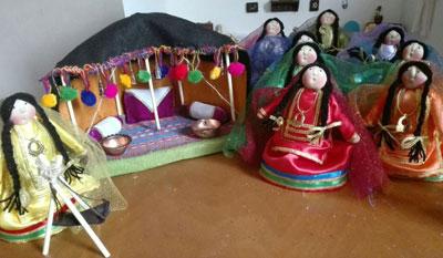 خرید عروسک عشایر