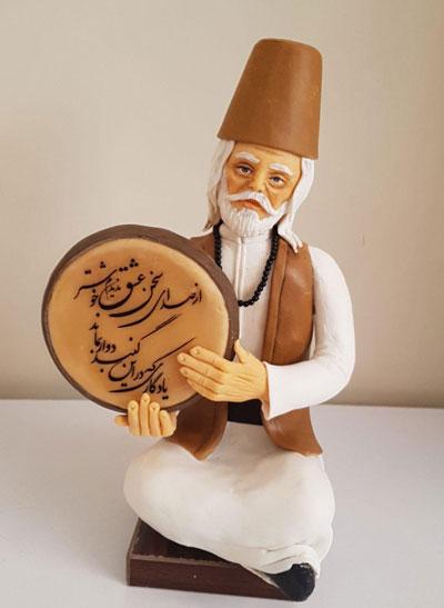 عروسک قوم های ایرانی