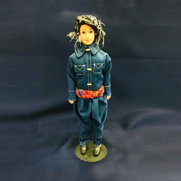 عروسک مردان کردستان
