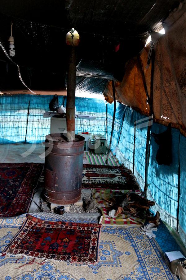 فروش سیاه چادر عشایری