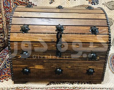 خرید صندوقچه چوبی سنتی