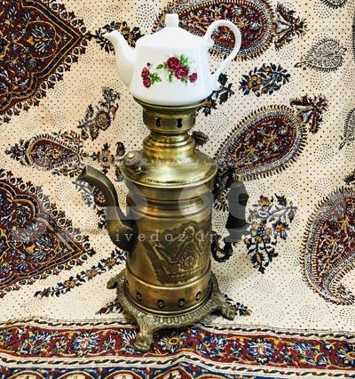 فروش سماور ذغالی در تهران