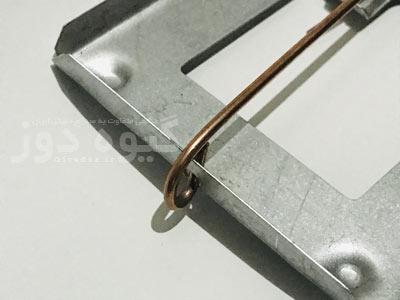 تله موش بزرگ فلزی